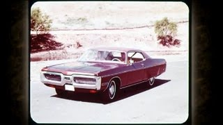 1972 Plymouth Fury Sales Features - Dealer Promo Film
