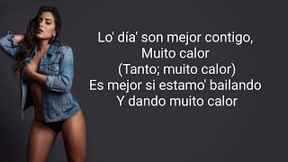 Baixar Muito Calor (Letra) - Ozuna & Anitta