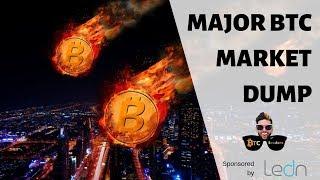 Bitcoin Price Dump: What Happened? | Bakkt Begins BTC Deposits | Calvin Ayre Lying Again