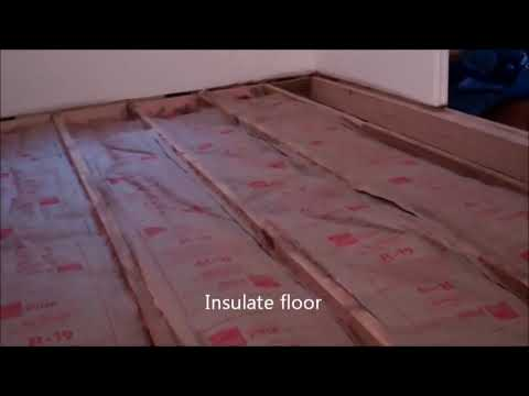 How to repair your mobile home floor 6 youtube how to repair your mobile home floor 6 tyukafo