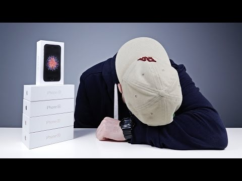 iPhone SE - Snooze Edition?