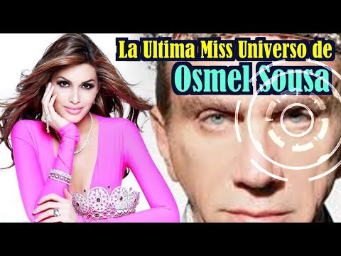María Gabriela Isler - La última MIss Universo de Osmel Sousa