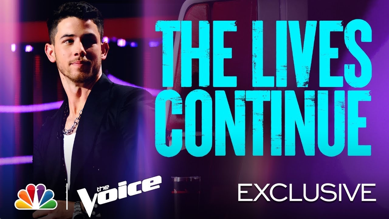 The Lives Continue for Teams Kelly, Nick, Legend and Blake - The Voice Lives 2021