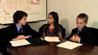 Smart Kids Buying a Real Estate Investment