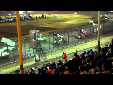 22nd Fall Nationals - Silver Dollar Speedway (night2)