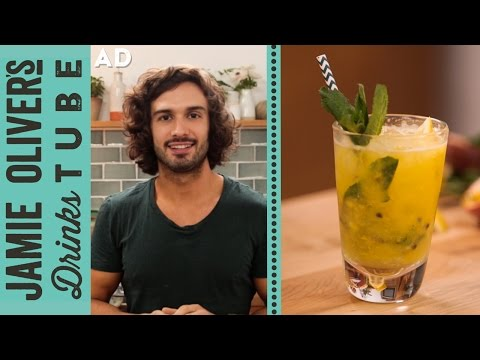 Joehito | Mango And Passionfruit Mojito Cocktail | The Body Coach