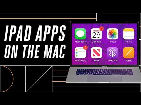 Why Apple needs iPad apps on the Mac