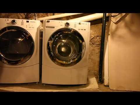 New Maytag Washing Machine Possesed nearly self destructs