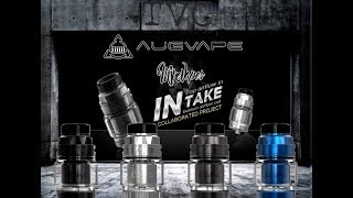iNtake RTA by Augvape - A Mike Vapes Project-Single Coil Goodness