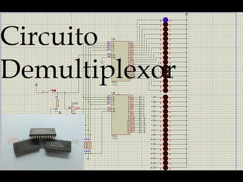 Multiplexor Y Demultiplexor Pdf