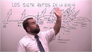 Los Siete Raptos en la Biblia