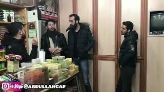 Abdullah Caf - Küfürlü Konuşmanın Hazin Sonu - İsmail Karaarslan