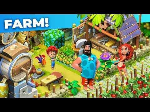FAMILY ISLAND - Farm Game Android/iOS Gameplay HD