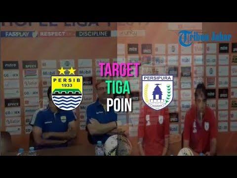 SHOPEE LIGA 1-Persib Bandung vs Persipura Jayapura