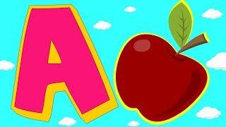 Говорящая азбука с животными. Учим буквы с детками. Развивающее видео для малышей