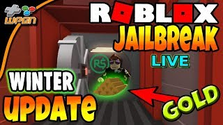 ⚠️ ROBLOX 💲GIVEAWAY💲JAILBREAK TRAIN UPDATE IS LIVE NOW 🔥SUBS PLAY LIVE STREAM ⚠️ (12-23-17)