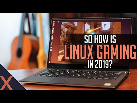 Is Linux ready for gaming in 2019?