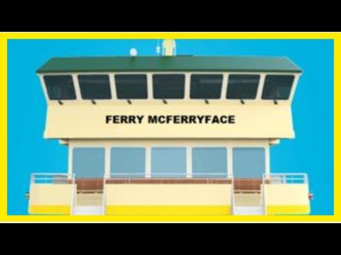 24/7 News-Sydney mcferryface Ferries Ferry named