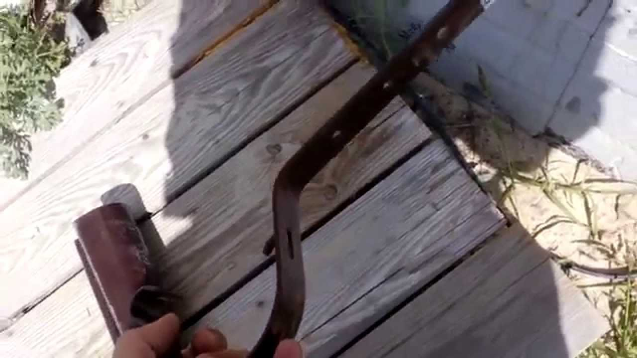 Как согнуть водосток своими руками