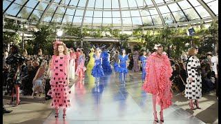 FW19 Rodarte Fashion Show, Huntington Library BTS By David Black