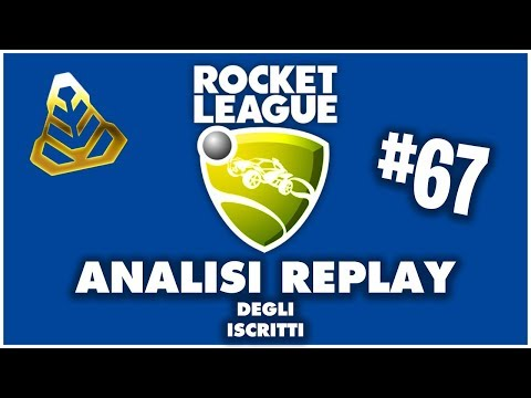 Analisi 3v3 (Handre: Oro 3) - Rocket League TRIPLO ITA [#67] thumbnail