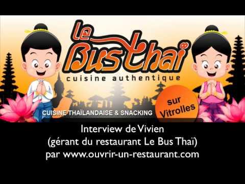 Comment ouvrir un food truck: Interview de Vivien