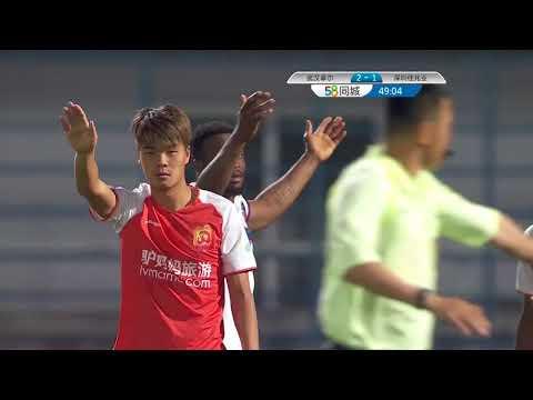 2018 CHA League one   Round 5   Wuhan ZALL vs Shenzhen JiaZhaoye