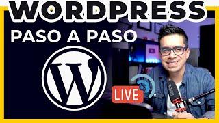 Cómo Crear Una Página Web en WordPress