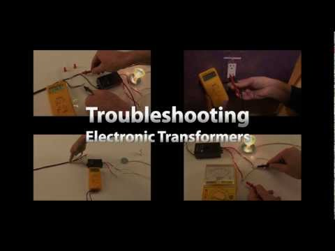 Low Voltage Electronic Transformer Troubleshooting Guide by Total Transformers