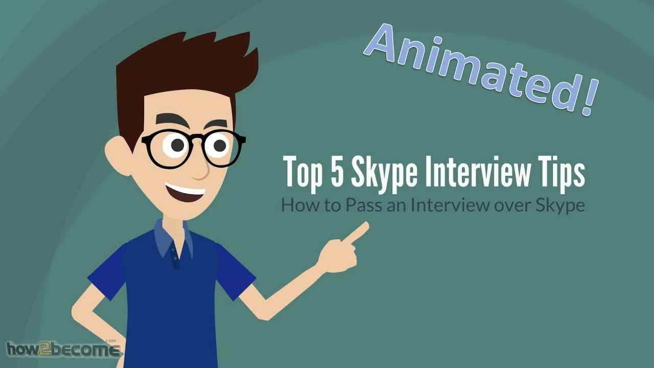 Skype Interview Tips   How To Pass A Skype Interview   YouTube