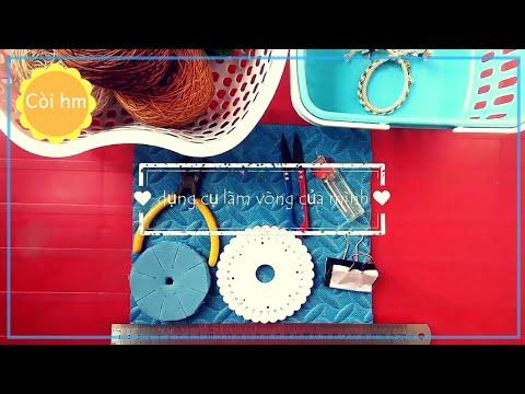 Dụng Cụ Làm Vòng  Tay Handmade Của Mình | Còi hm vòng handmade