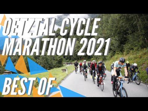 Oetztal Cycle Marathon 2021- Best Of