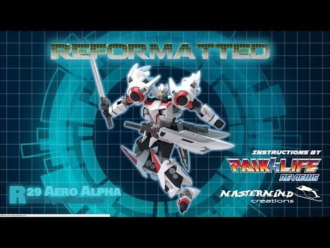 MMC Reformatted R29 Aero Alpha Official Video Manual