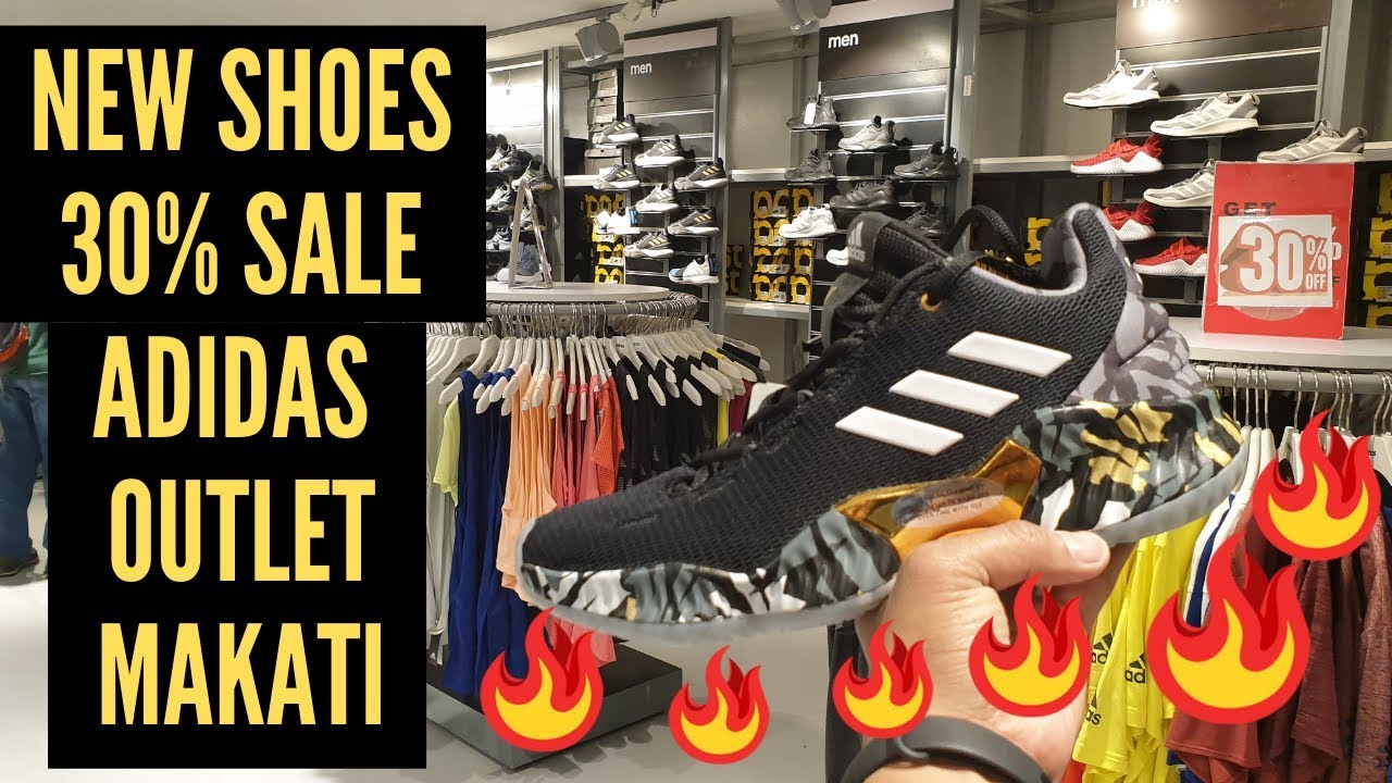 ADIDAS OUTLET Cash and Carry Makati