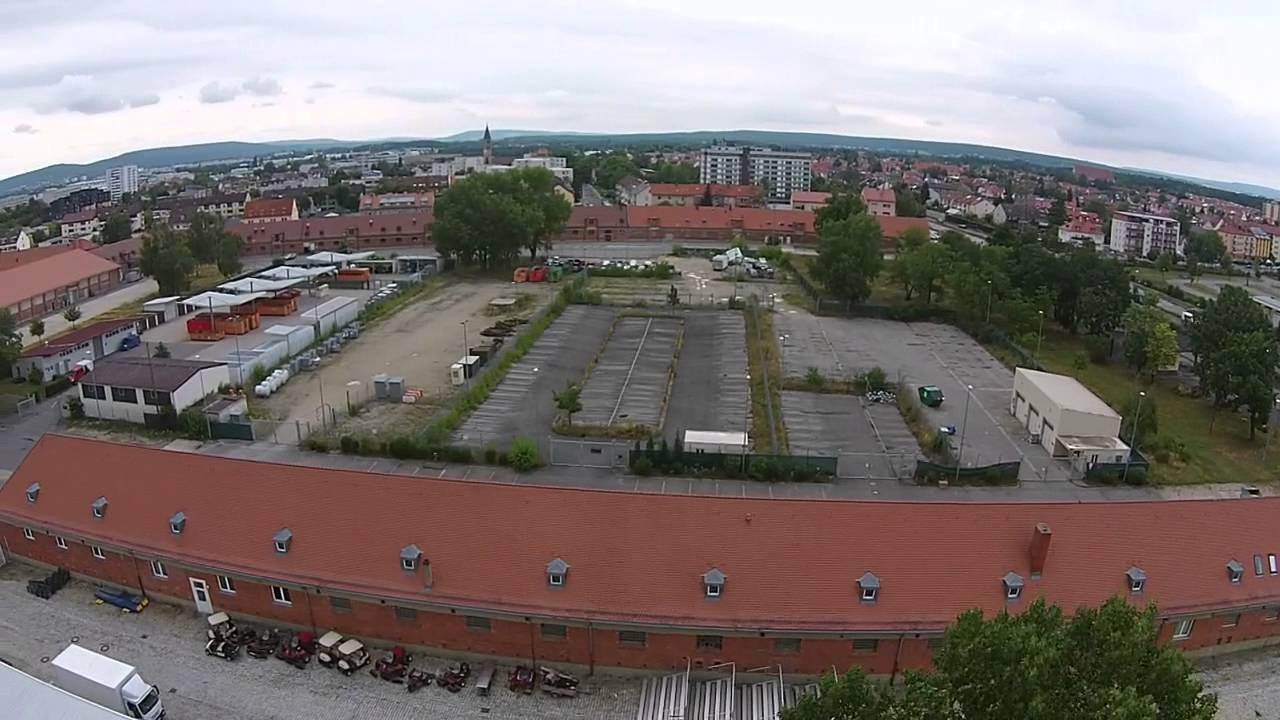 Warner Barracks Bamberg Germany YouTube - Us military bases germany map