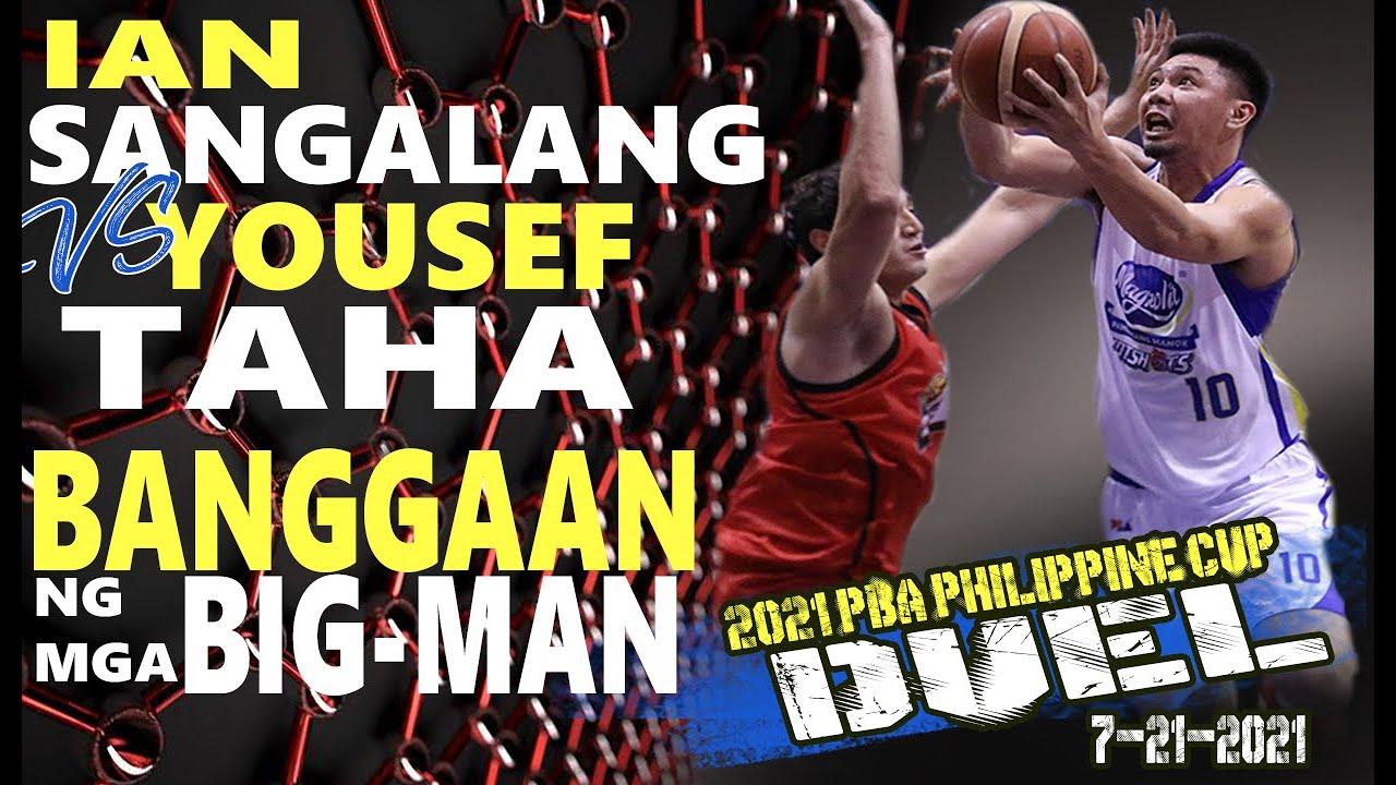 Ian Sangalang vs Yousef Taha Full Duel Highlights   7-21-21   Sangalang 26 pts   Taha 20 pts