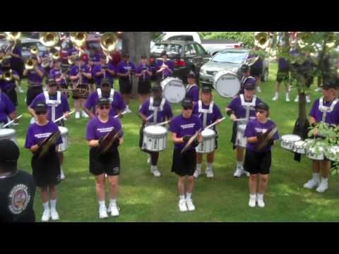 Baltimore Ravens Marching Band - Fight Song- 7-4-09