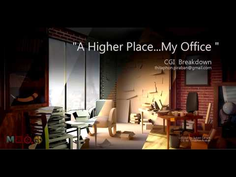 CGI Breakdown - A Higher Place...My Office
