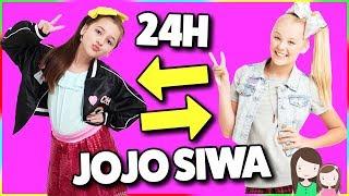 1 Tag lang POPSTAR sein 🤩 Ava wird 24h zu JOJO SIWA 🎙️ Alles Ava