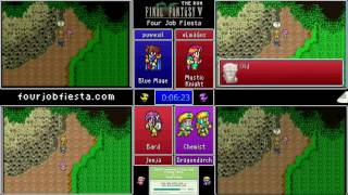 Video Final Fantasy V Four Job Fiesta 2016 Opening Race download MP3, 3GP, MP4, WEBM, AVI, FLV Juni 2018