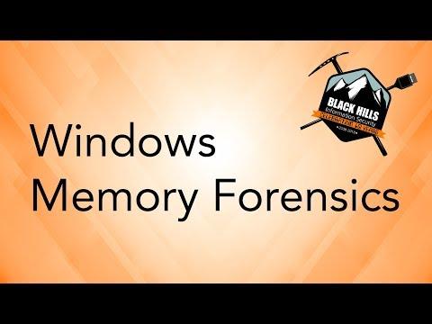 Windows Memory Forensics
