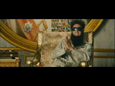 The Dictator trailers