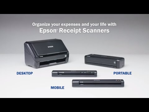 epson-receipt-scanners- -organize-your-expenses-with-scansmart-software