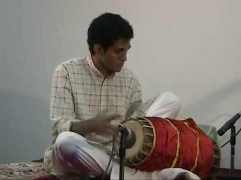Taani Avartane... RTP (Khanda Jaati Triputa Tala) by Eshwarshankar Jeyarajan
