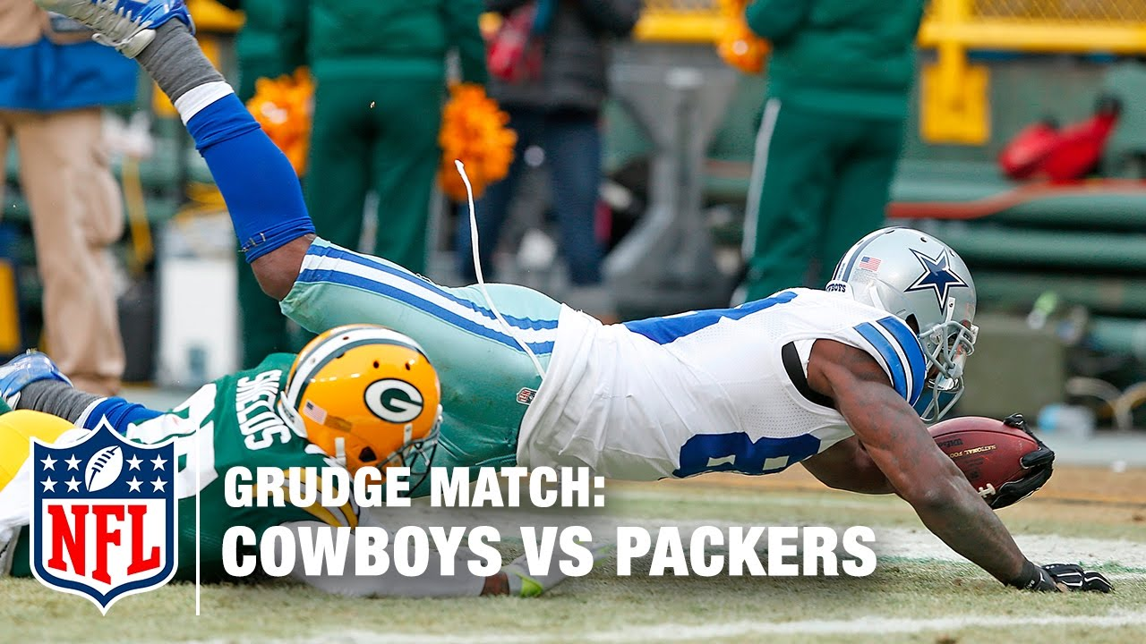 Cowboys Vs Packers Dez Bryant S Non Catch In 2014 Playoffs Grudge Match Nfl Now