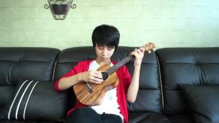 Super Mario Theme   Sungha Jung Ukulele) Acoustic Tabs Guitar Pro 6