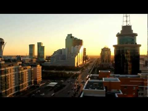 My Summer. Astana.