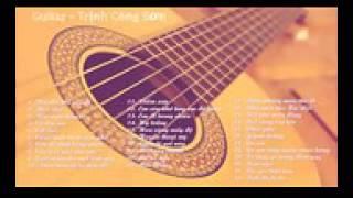 Nhạc không lời Trịnh Công Sơn Guitar Acoustic & 32 ca khúc HAY NHẤT