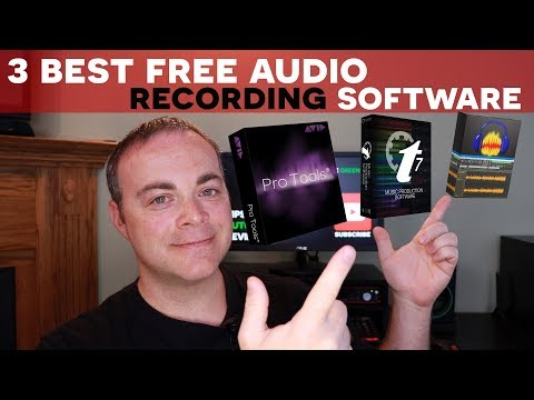 Best Free Audio Recording Software For Windows 10