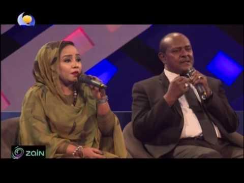 ليالي الأنسِ - هدي عربي ونجم الدين الفاضل - أغاني وأغاني - رمضان 2017